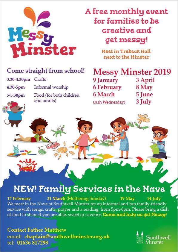 MESSY MINSTER 2019