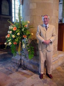 Peter Day at Southwell Minster