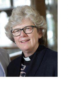 The Very Reverend Nicola Sullivan