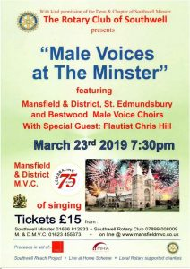 Rotary Club of Southwell Concert