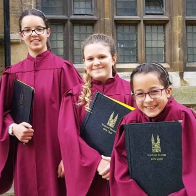 New Choir & Clergy Robes Appeal