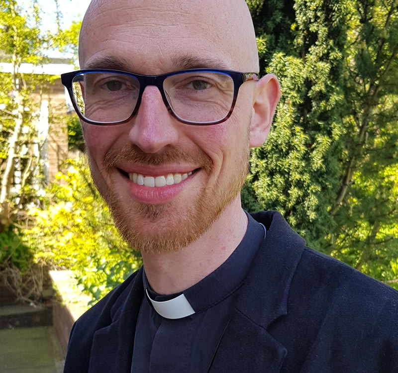 Former publishing editor is new Precentor at Southwell Minster