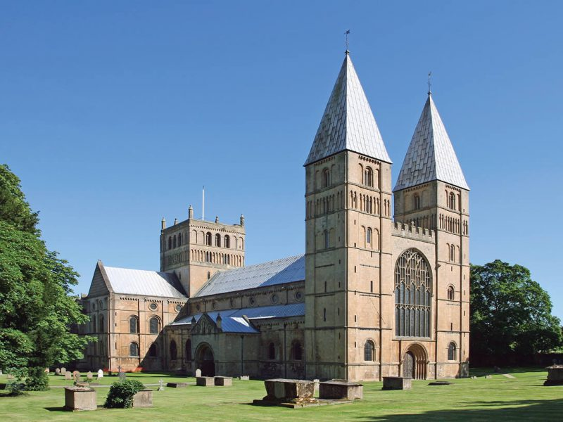 <em>Lonely Planet</em> includes Southwell Minster in its ultimate travelist